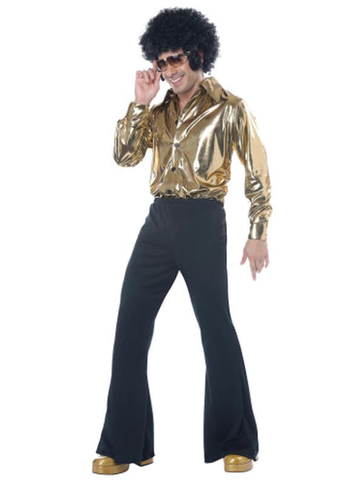 DISCO KING/ADULT-Costumes - Mens-Jokers Costume Hire and Sales Mega Store