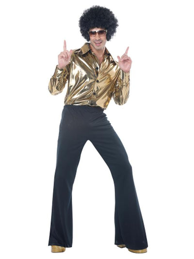 DISCO KING/PLUS-Costumes - Mens-Jokers Costume Hire and Sales Mega Store