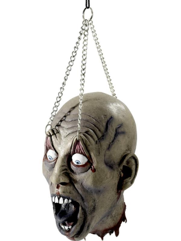 Dismembered Head-Halloween Props and Decorations-Jokers Costume Hire and Sales Mega Store