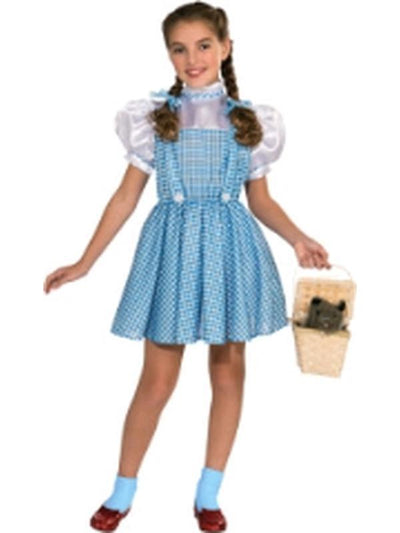 Dorothy Classic Costume - Size S-Costumes - Girls-Jokers Costume Hire and Sales Mega Store