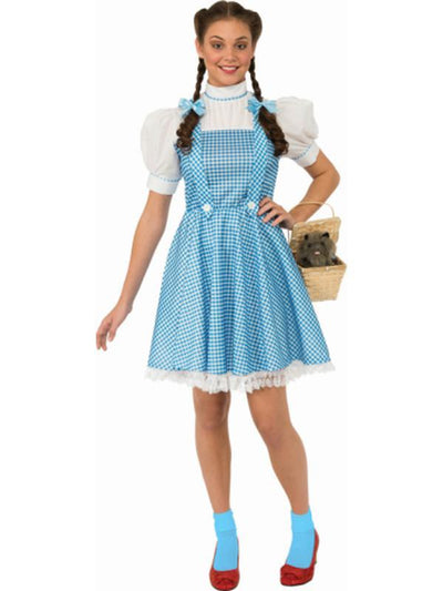 Dorothy Costume - Size L-Costumes - Women-Jokers Costume Hire and Sales Mega Store