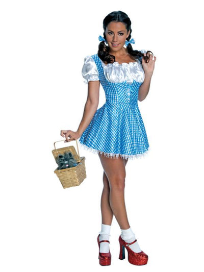 Dorothy Sequin Secret Wishes - Size M-Costumes - Women-Jokers Costume Hire and Sales Mega Store