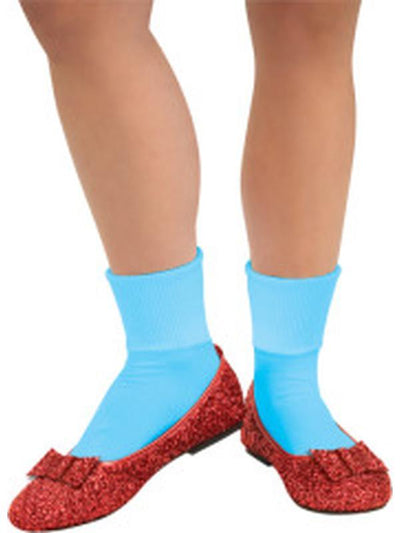 Dorothy Slippers Adult- Size M-Costume Accessories-Jokers Costume Hire and Sales Mega Store