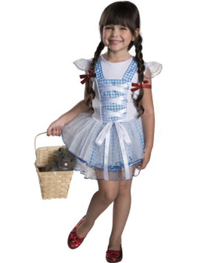 Dorothy Tutu Costume - Size M-Costumes - Girls-Jokers Costume Hire and Sales Mega Store