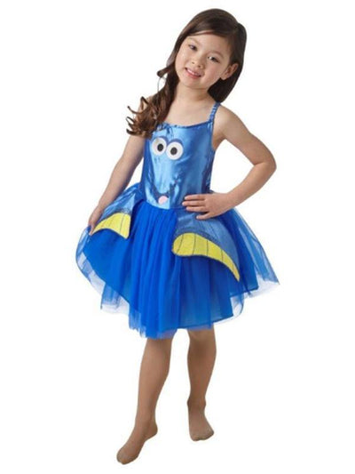 Dory Classic Tutu - Size S-Costumes - Girls-Jokers Costume Hire and Sales Mega Store
