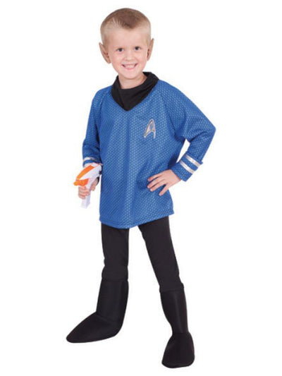Dr Spock Star Trek Child - Size M-Costumes - Boys-Jokers Costume Hire and Sales Mega Store