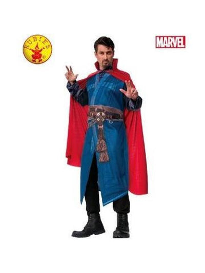 DR. STRANGE CLOAK OF LEVITATION COSTUME-Costumes - Mens-Jokers Costume Hire and Sales Mega Store