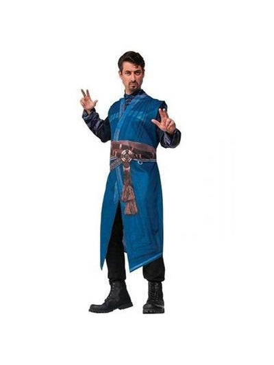 DR STRANGE COSTUME, ADULT-Costumes - Mens-Jokers Costume Hire and Sales Mega Store