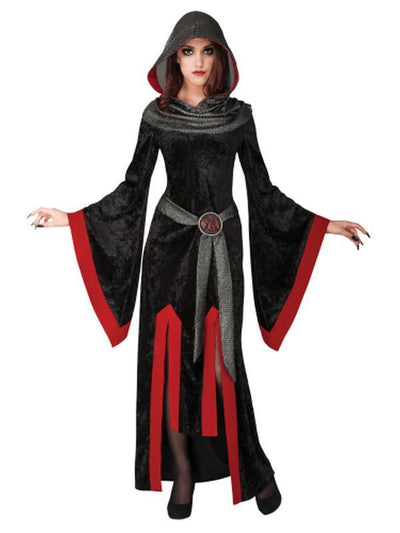 Dragon Mistress Costume - Size Std-Costumes - Women-Jokers Costume Mega Store