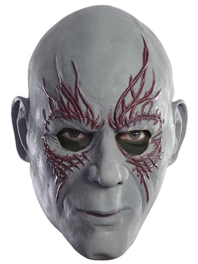 Drax Adult Mask-Masks - Basic-Jokers Costume Mega Store