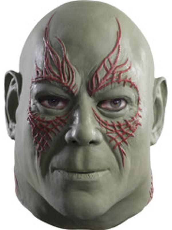 Drax The Destroyer Overhead Mask-Masks - Latex-Jokers Costume Hire and Sales Mega Store