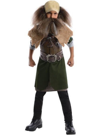 Dwalin Deluxe - Size S-Costumes - Boys-Jokers Costume Hire and Sales Mega Store