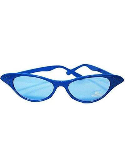 **Edna Blue Glasses - Tinted Lens**-Eyewear-Jokers Costume Hire and Sales Mega Store