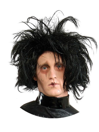 Edward Scissorhands Wig Adult-Wigs-Jokers Costume Mega Store
