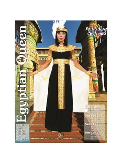 Egyptian Queen-Costumes - Women-Jokers Costume Hire and Sales Mega Store