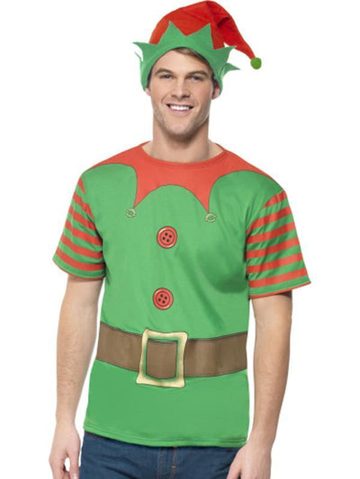 Elf Instant Kit-Costumes - Mens-Jokers Costume Hire and Sales Mega Store