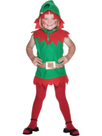 Elf Toddler Costume-Costumes - Mens-Jokers Costume Hire and Sales Mega Store