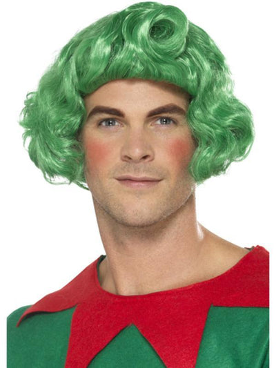 Elf Wig-Wigs-Jokers Costume Hire and Sales Mega Store