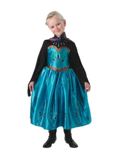 Elsa Coronation - Size 3-5-Costumes - Girls-Jokers Costume Hire and Sales Mega Store