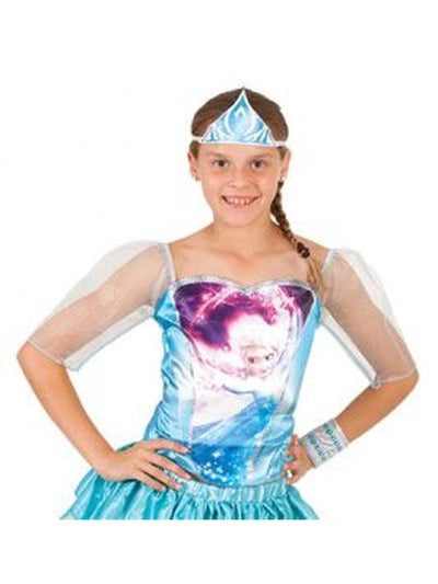 Elsa Princess Top 6+-Costumes - Girls-Jokers Costume Hire and Sales Mega Store