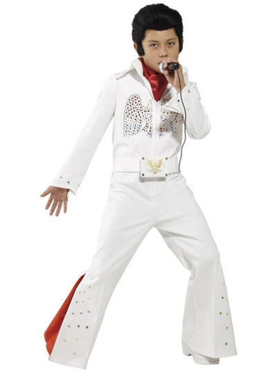 Elvis Costume-Costumes - Boys-Jokers Costume Hire and Sales Mega Store