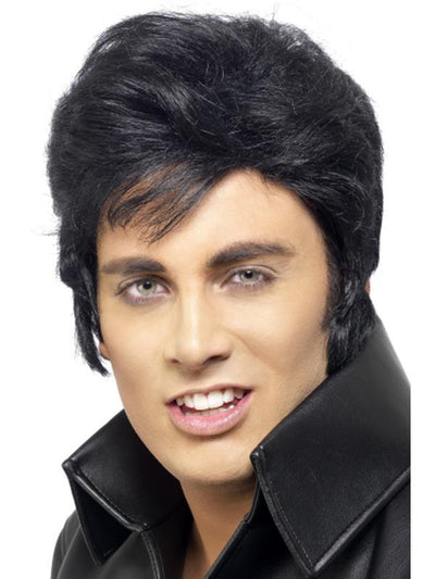 Elvis Wig-Wigs-Jokers Costume Hire and Sales Mega Store