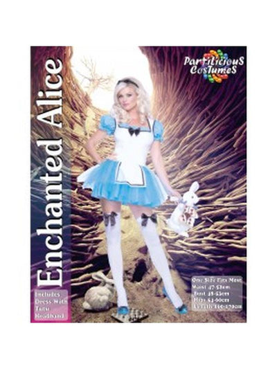 Enchanted Alice-Costumes - Women-Jokers Costume Hire and Sales Mega Store