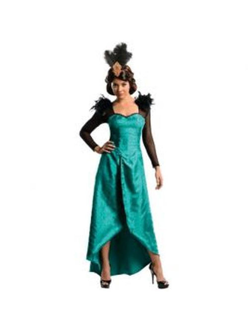 Evanora Deluxe Costume - Size Teen-Costumes - Girls-Jokers Costume Hire and Sales Mega Store