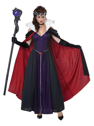 EVIL STORYBOOK QUEEN/ADULT-Costumes - Women-Jokers Costume Hire and Sales Mega Store
