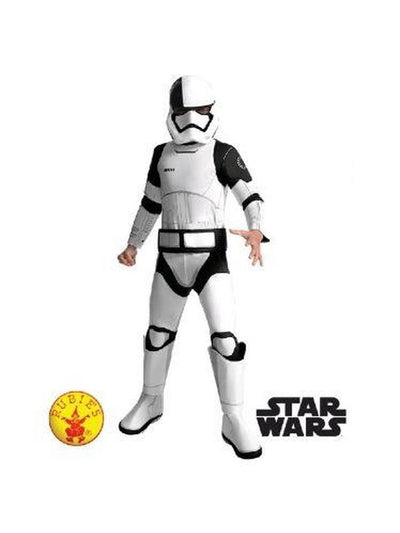 EXECUTIONER TROOPER DELUXE COSTUME - SIZE 3-5-Costumes - Boys-Jokers Costume Hire and Sales Mega Store