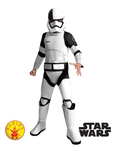 EXECUTIONER TROOPER DELUXE COSTUME - SIZE 6-8-Costumes - Boys-Jokers Costume Hire and Sales Mega Store