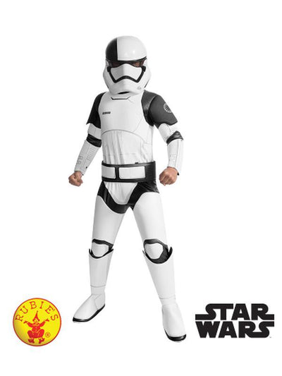 EXECUTIONER TROOPER SUPER DELUXE COSTUME - SIZE L-Costumes - Boys-Jokers Costume Hire and Sales Mega Store