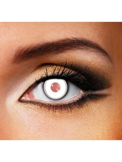 Eye Fusion 3 Month - Humanoid-Contact Lens - Eye Fusion 3 Months-Jokers Costume Hire and Sales Mega Store