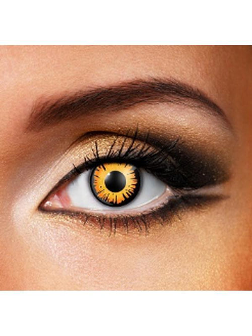 Eye Fusion One Day - Bella-Contact Lens - Eye Fusion One Day-Jokers Costume Hire and Sales Mega Store