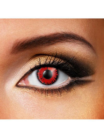 Eye Fusion One Day - Volturi Vampire-Contact Lens - Eye Fusion One Day-Jokers Costume Hire and Sales Mega Store