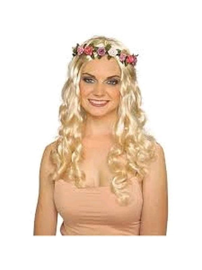 Fairy Wig - Adult-Wigs-Jokers Costume Hire and Sales Mega Store