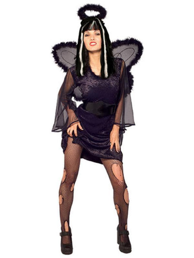 Fallen Angel Costume - Size Std-Costumes - Women-Jokers Costume Hire and Sales Mega Store