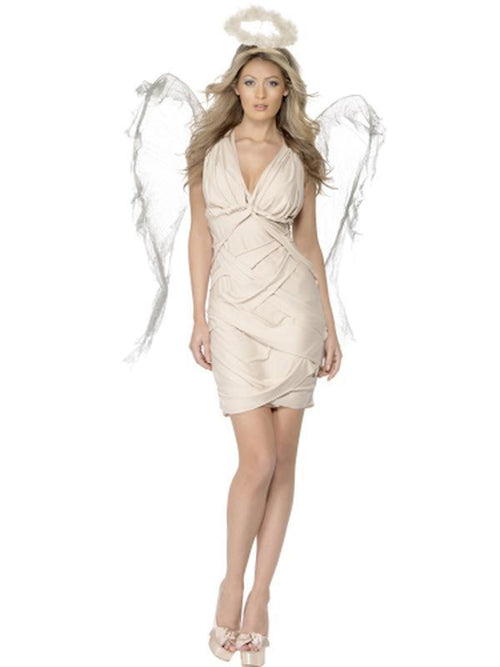 Fallen Angel Costume-Costumes - Women-Jokers Costume Hire and Sales Mega Store