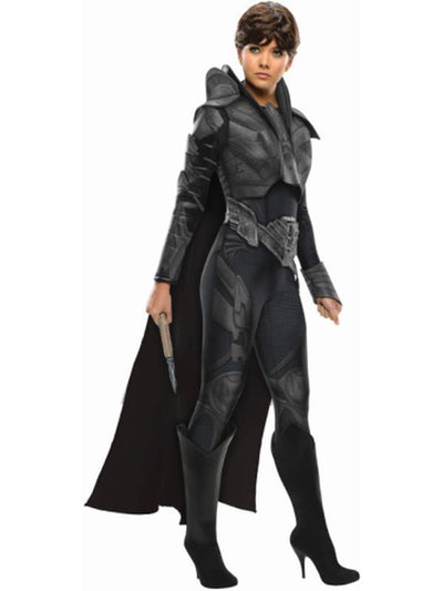 Faora Secret Wishes - Size L-Costumes - Women-Jokers Costume Hire and Sales Mega Store
