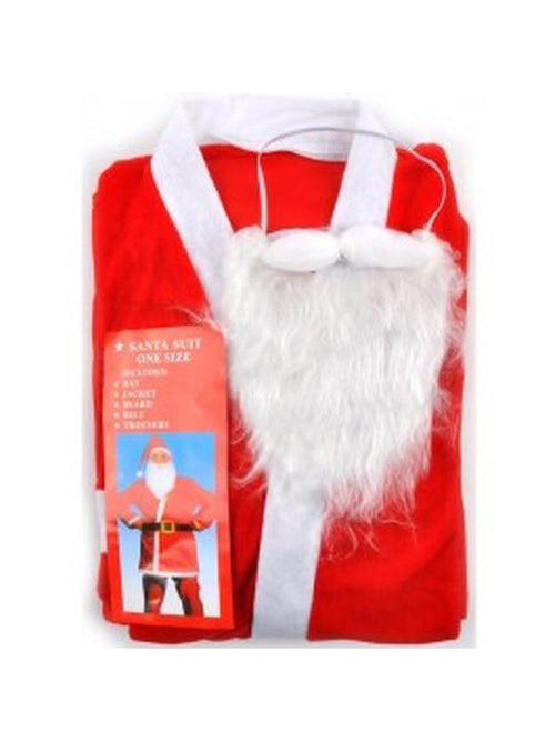 Father Xmas-Costumes - Mens-Jokers Costume Hire and Sales Mega Store