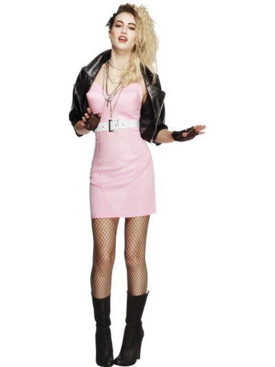 Fever 80s Rocker Diva Costume-Costumes - Women-Jokers Costume Hire and Sales Mega Store