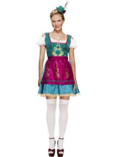 Fever Deluxe Dirndl Costume-Costumes - Women-Jokers Costume Hire and Sales Mega Store