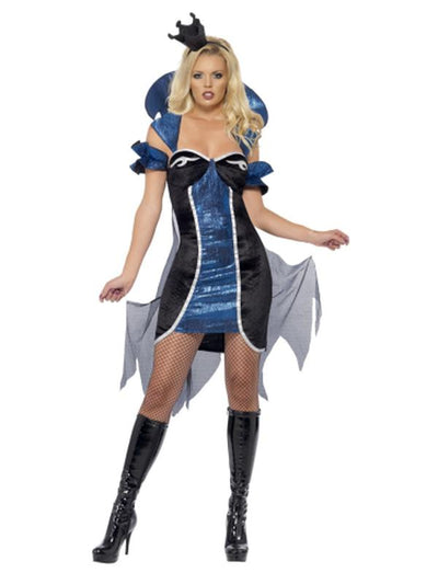 Fever Evil Queen Costume-Costumes - Women-Jokers Costume Hire and Sales Mega Store