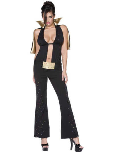 Fever Las Vegas Costume-Costumes - Women-Jokers Costume Hire and Sales Mega Store