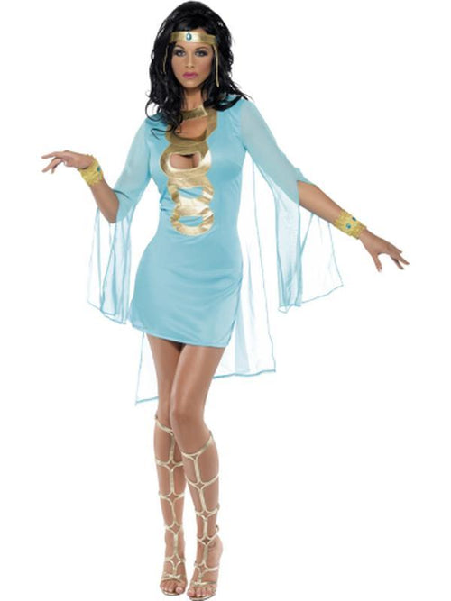 Fever Queen of The Nile Costume-Costumes - Women-Jokers Costume Hire and Sales Mega Store