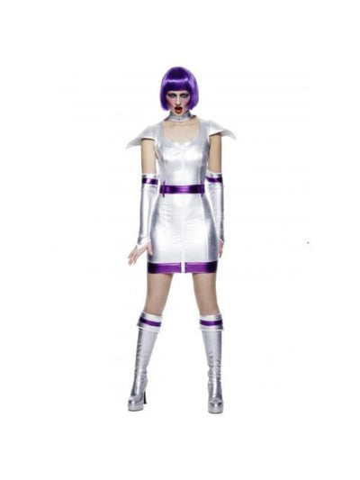 Fever Space Cadet Costume-Costumes - Women-Jokers Costume Hire and Sales Mega Store