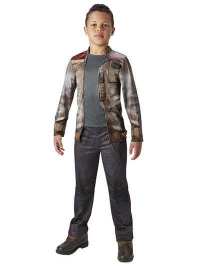 Finn Deluxe Costume - Size 11-12-Costumes - Boys-Jokers Costume Hire and Sales Mega Store