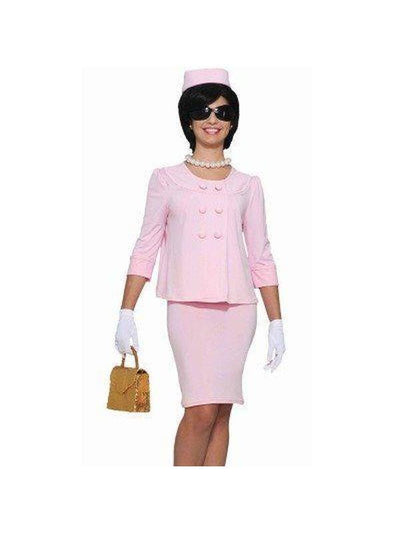 First Lady Hat, Jacket & Skirt STD-Costumes - Women-Jokers Costume Mega Store