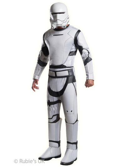 Flametrooper Deluxe Costume - Size Std-Costumes - Mens-Jokers Costume Hire and Sales Mega Store