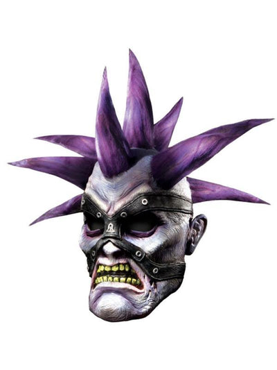 Forsaken Deluxe Latex Mask-Masks - Latex-Jokers Costume Hire and Sales Mega Store